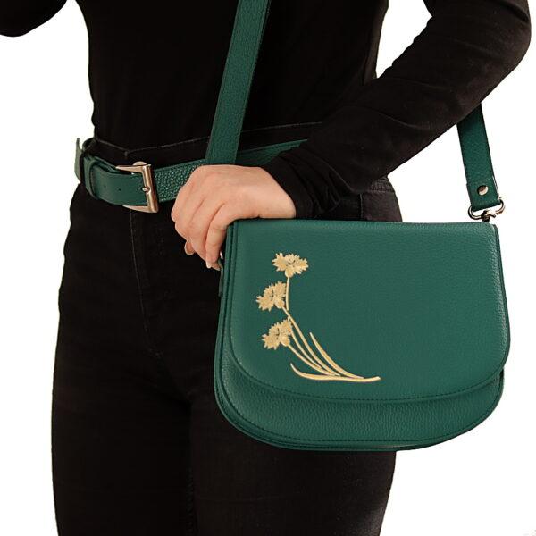 Damska kabelka s opaskem