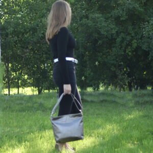 kozena kabelka dámska
