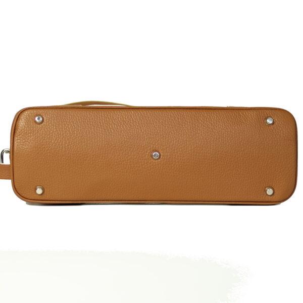 Kozena kabelka dno